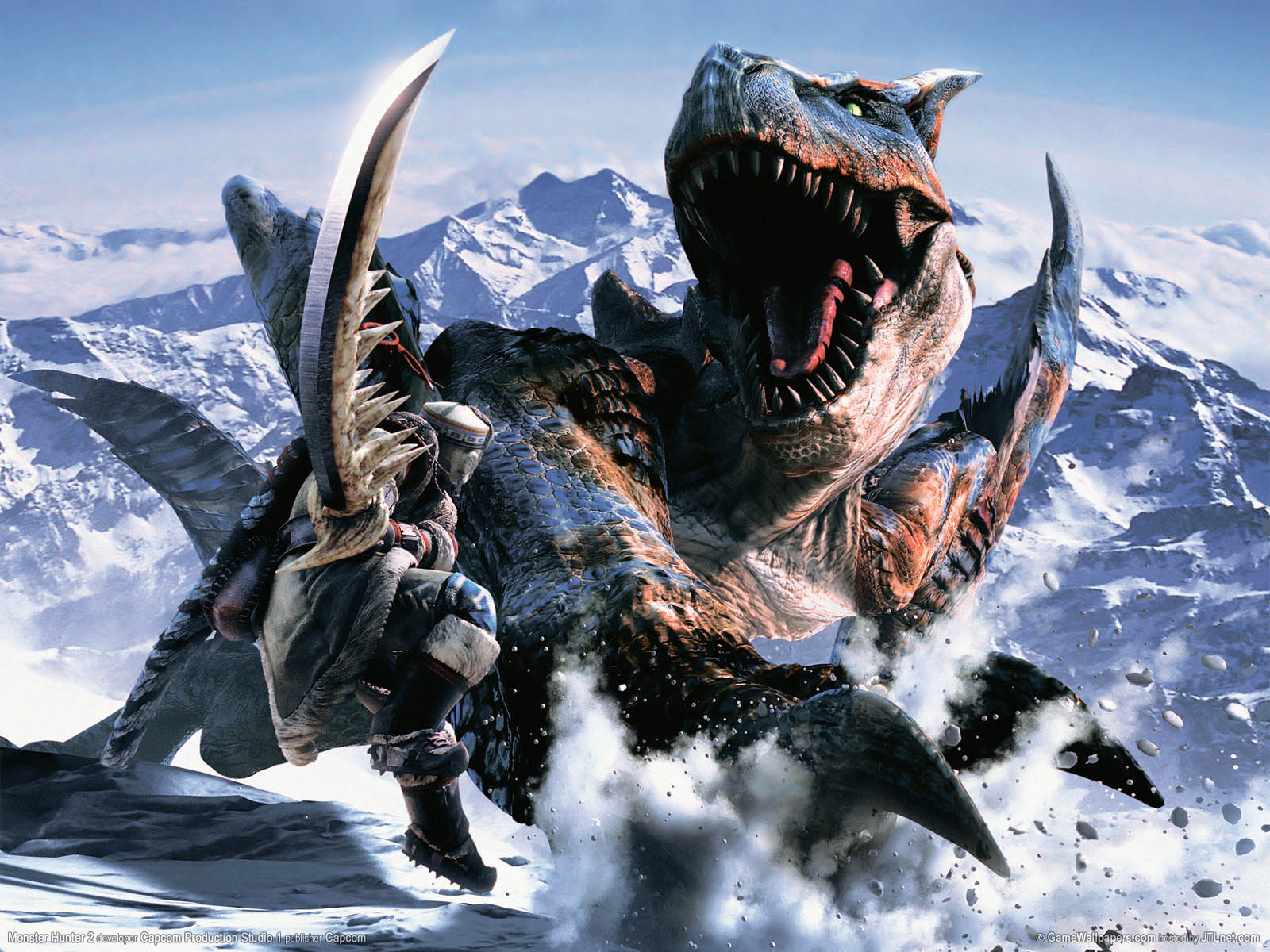 English Monster Hunter Online Petition